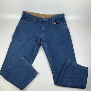 Duluth Trading Co Men's 42x32 Blue Jeans